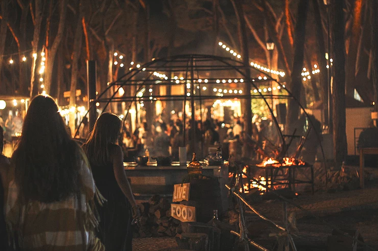 Depressa! O Festival Chefs On Fire está quase a esgotar.