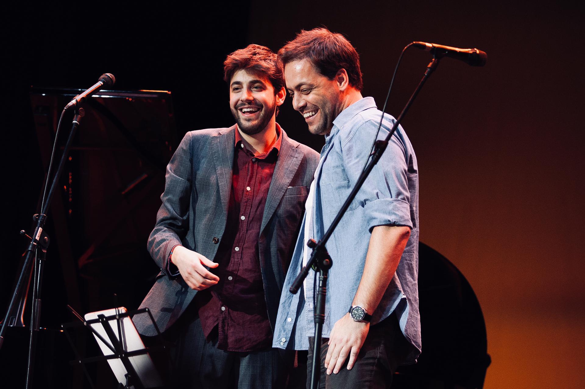 Salvador Sobral e António Zambujo com concertos gratuitos na Alameda