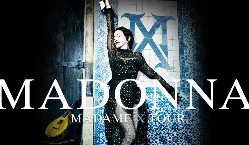 Madonna anuncia dois novos concertos em Lisboa
