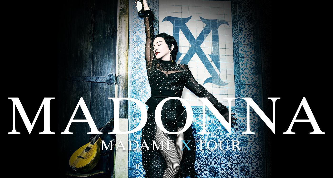 novo álbum de Madonna, Madame X