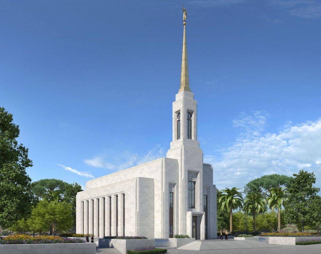 Já podes visitar o primeiro Templo Mórmon em Portugal