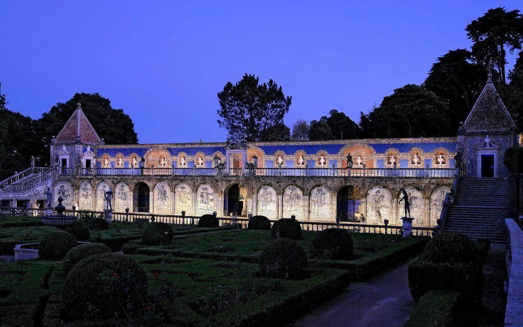 Jardins do Palácio Fronteira abrem pela primeira vez à noite