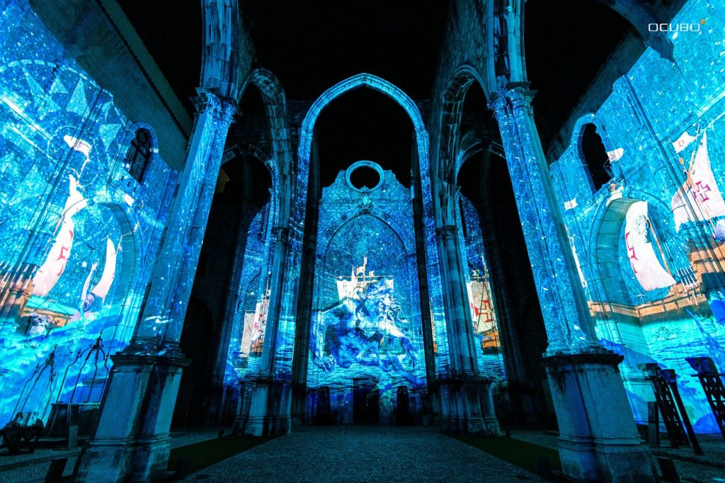 O Lisbon Under Stars está de volta às Ruínas do Carmo