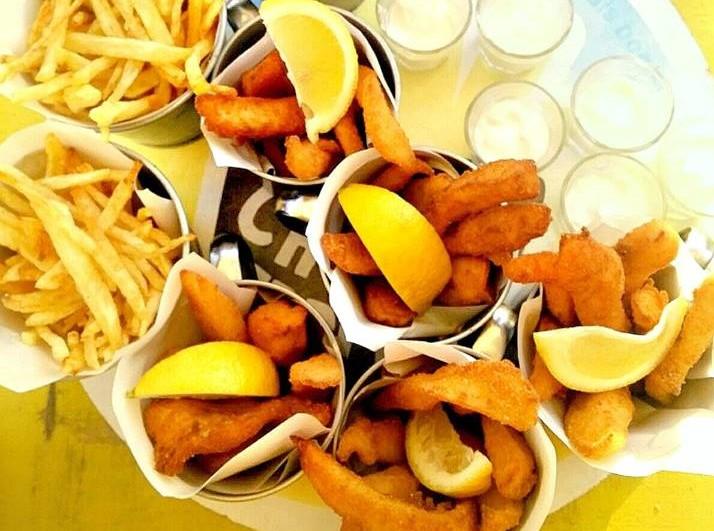 Os melhores sítios para comer choco frito em Lisboa