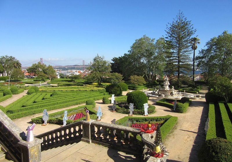 Jardins Secretos de Lisboa reabrem ao público – e a entrada é grátis