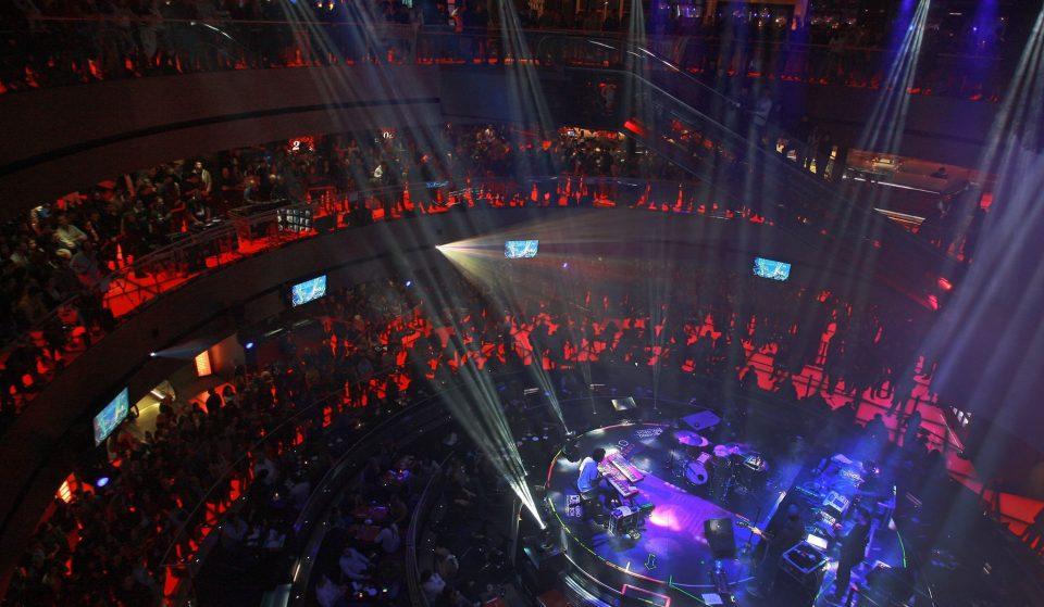 Amor Electro, Blaya, Matias Damásio e mais 8 concertos gratuitos no Casino de Lisboa