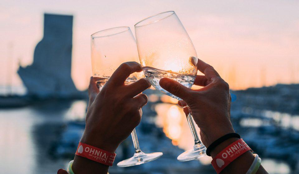 Sushi Wine Party: os melhores vinhos nacionais e comida japonesa à beira Tejo