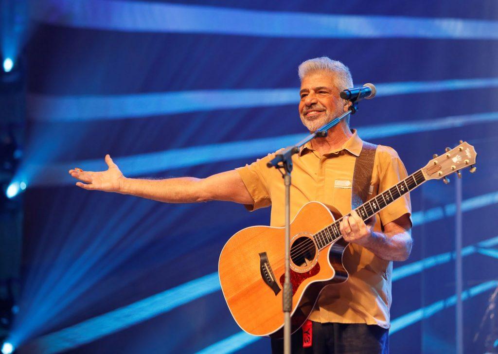 Lulu Santos com concerto no Coliseu dos Recreios em Lisboa