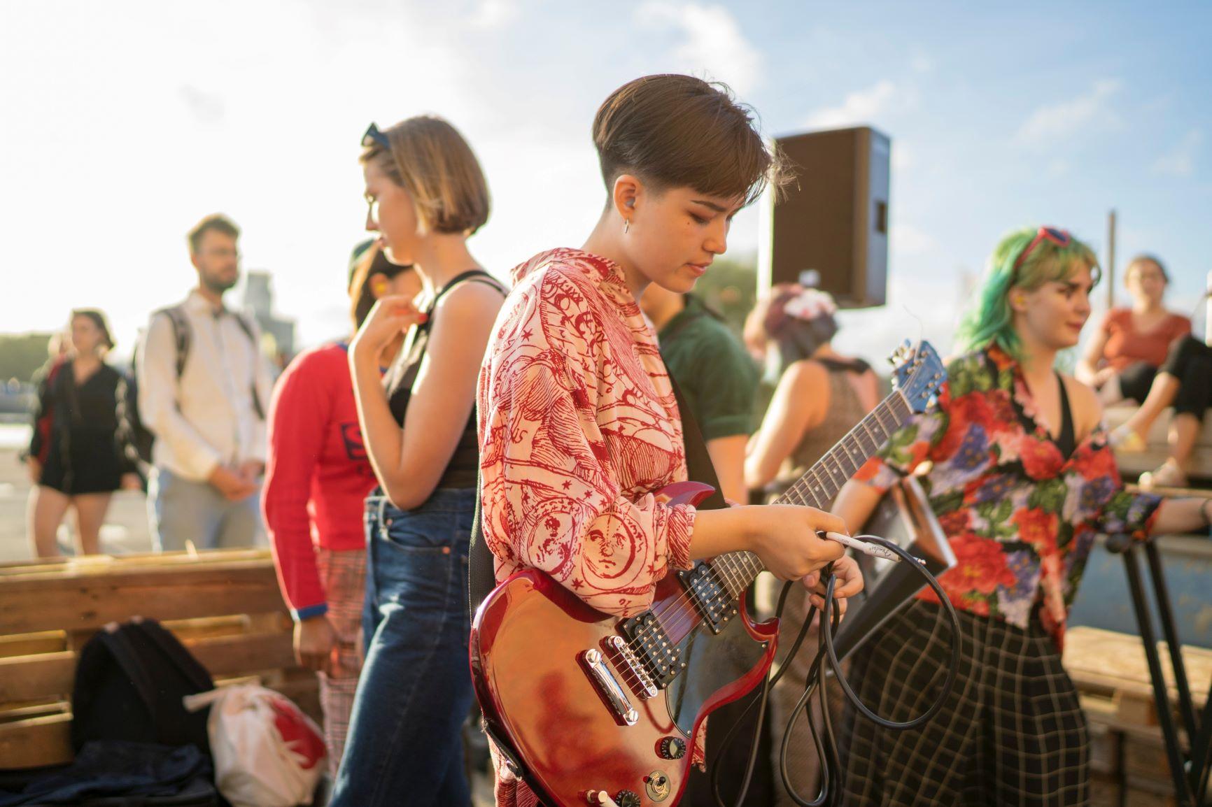 Local Sounds: jovens estrelas da música nacional reúnem-se no TOPO Chiado