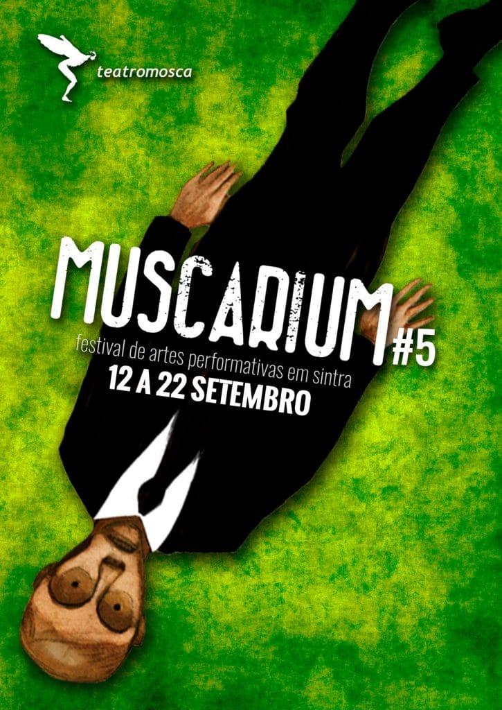 Cartaz do Muscarium