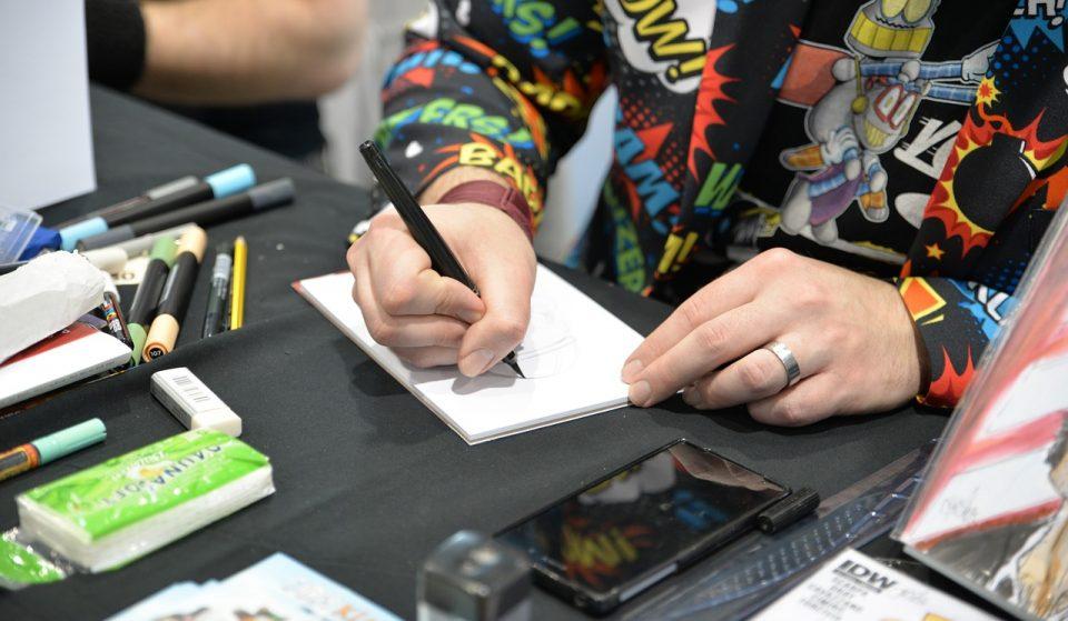 Comic-Con regressa a Algés