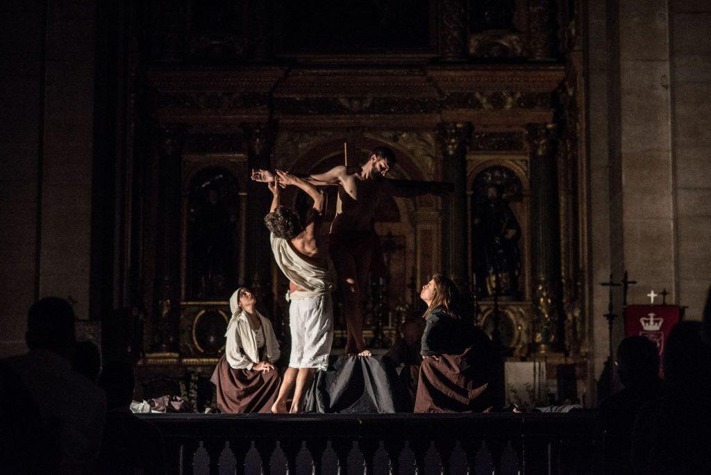 21 obras de Caravaggio recriadas num espetáculo sumptuoso na Igreja de São Roque
