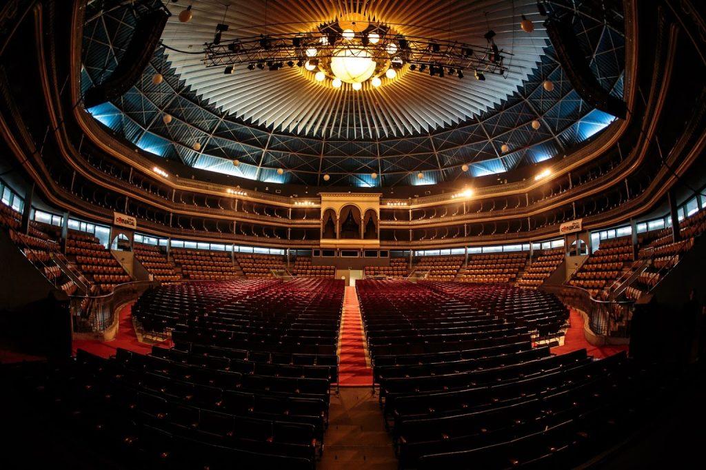 As 8 salas de espetáculo que temos mais saudades