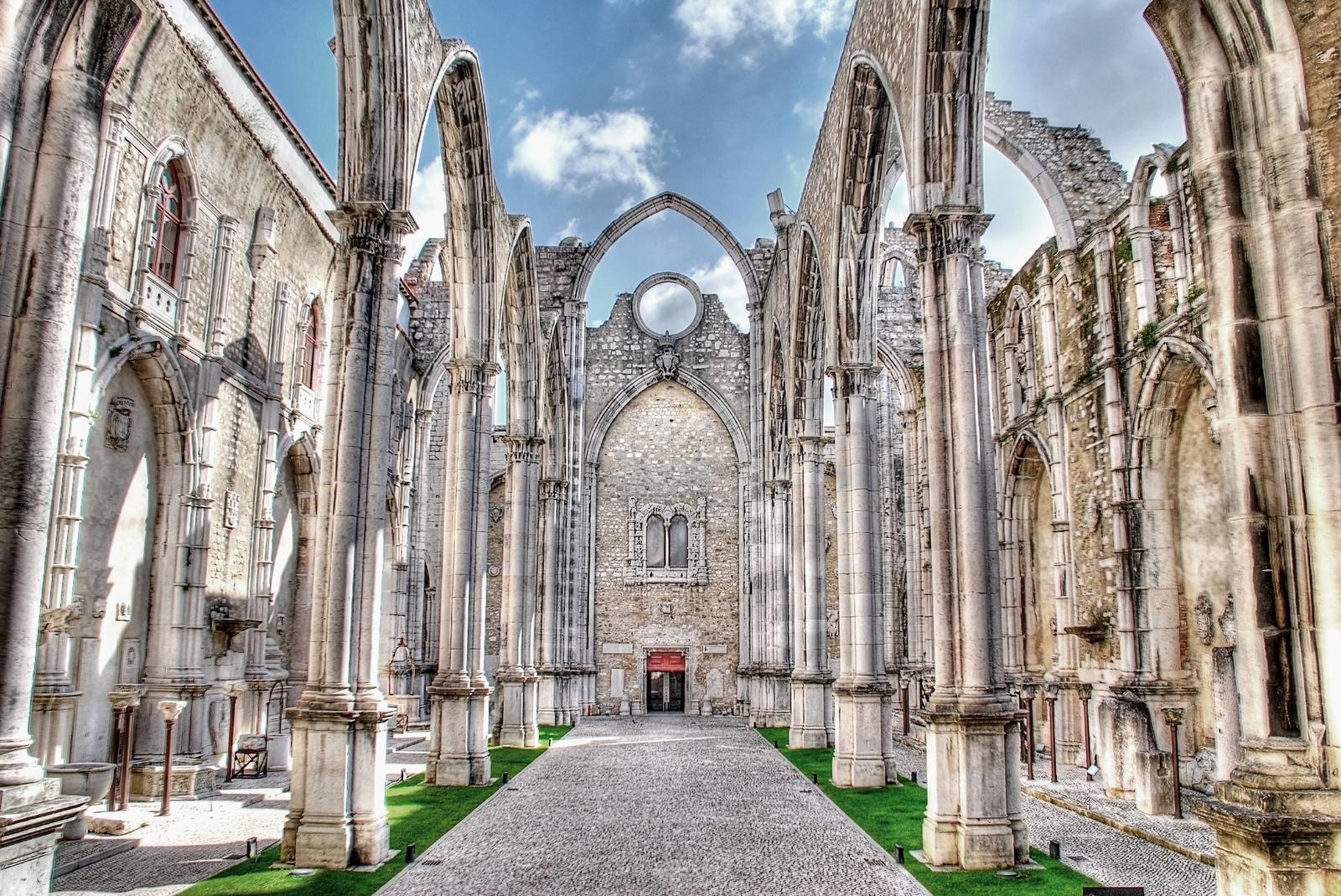 Convento do Carmo recebe atividades gratuitas sobre o Terramoto de 1755