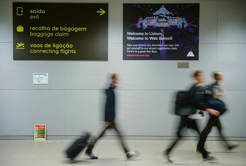 Metro de Lisboa lança novos passes na Web Summit
