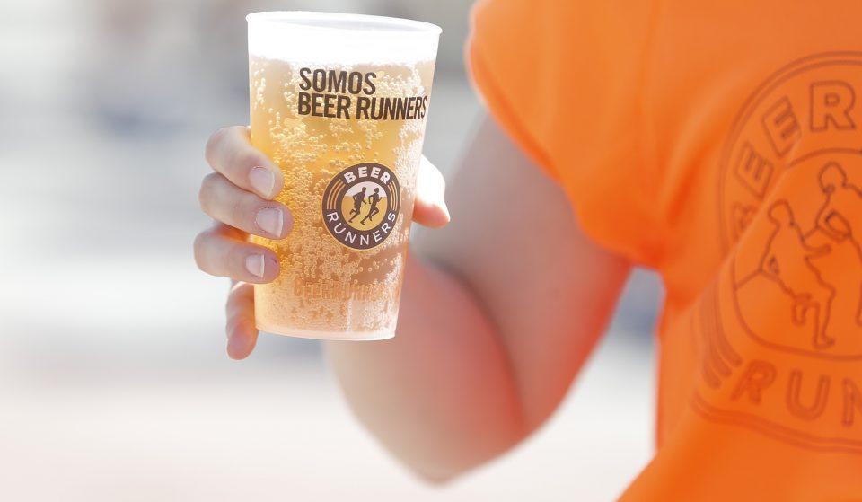 Beer Runners: a corrida onde bebes cerveja na meta