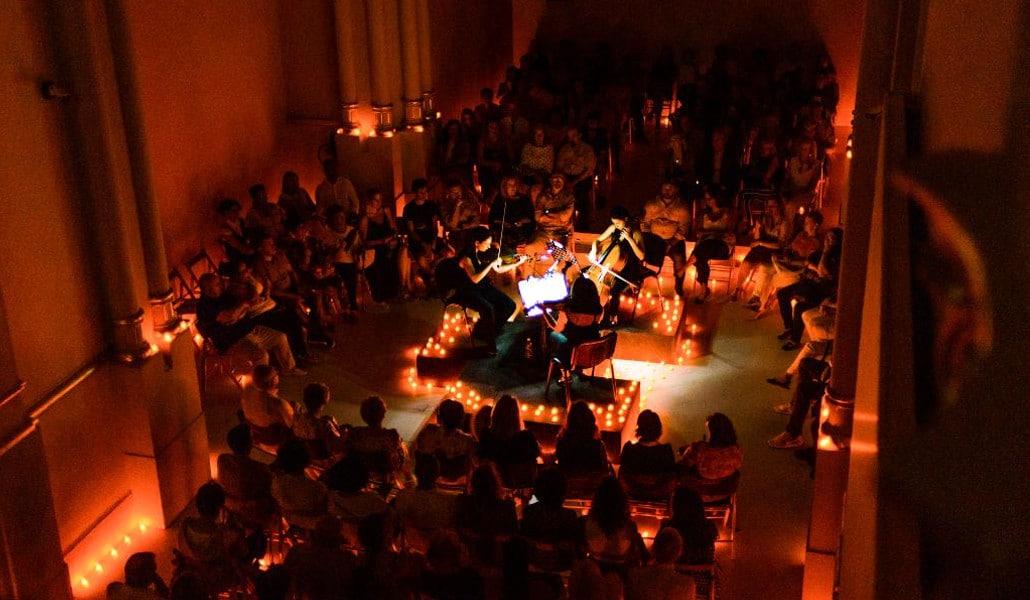 """Candlelight Natal: Tchaikovsky, """"O Quebra-Nozes"""" à luz das velas"""