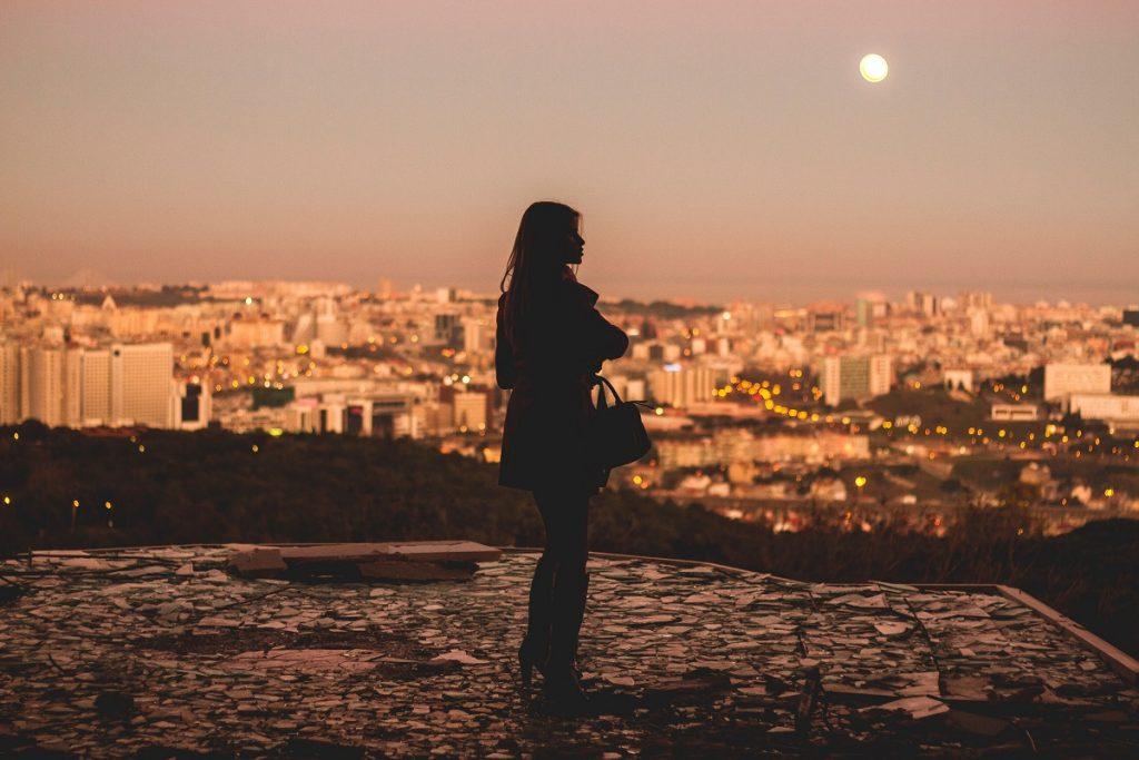 20 fotos de Lisboa à noite… ou ao anoitecer