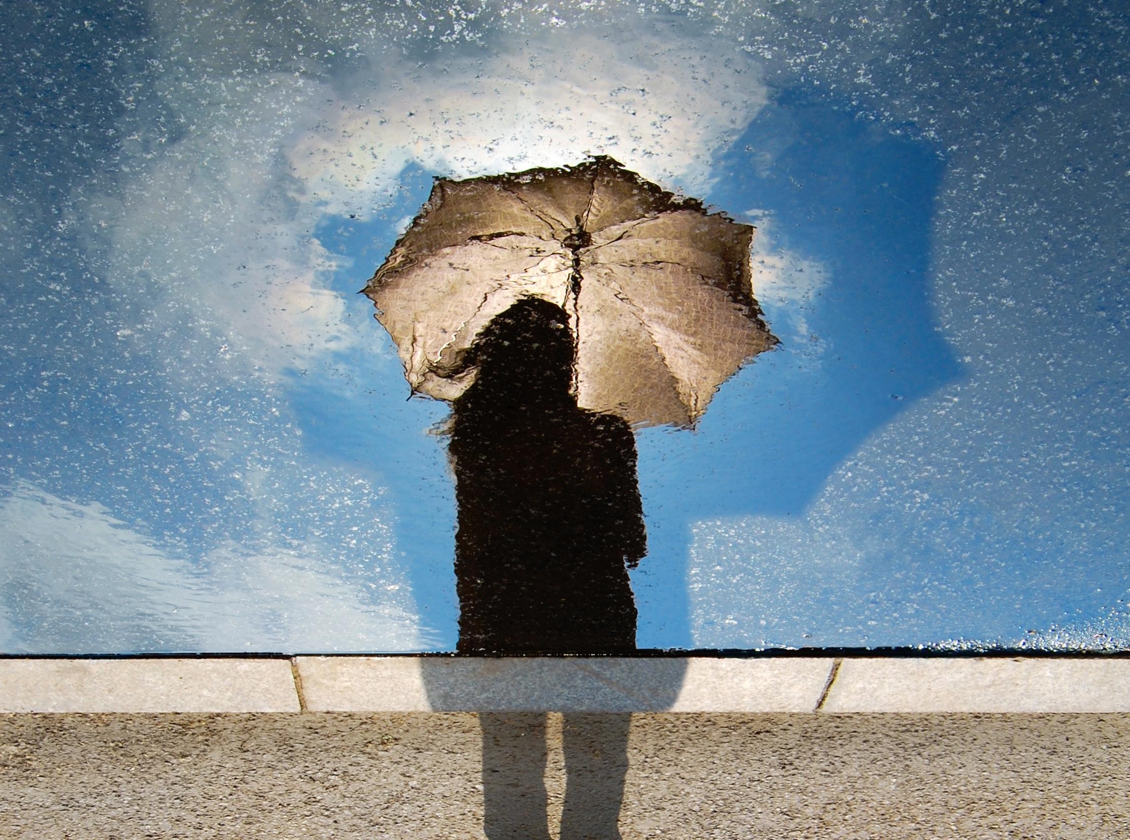 Quando chove em Lisboa…