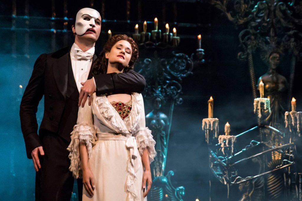 O Fantasma da Ópera em concerto estreia-se em Lisboa em novembro