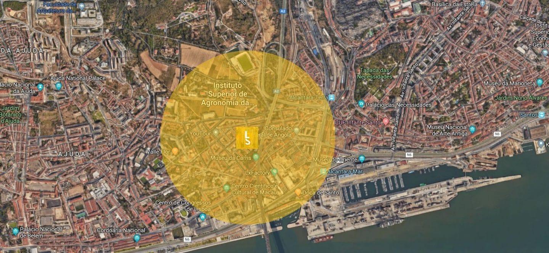 Alcântara, zona sugerida pela Lisboa Secreta para estacionar grátis em Lisboa