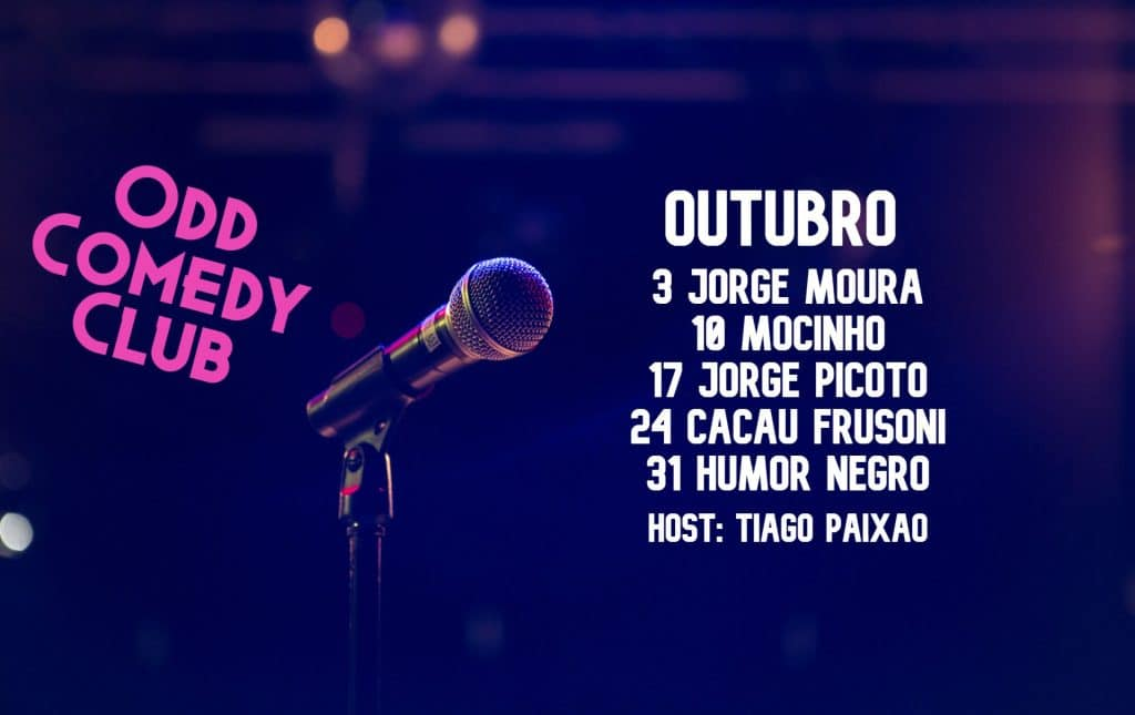 stand up comedy no ODD Comedy Club