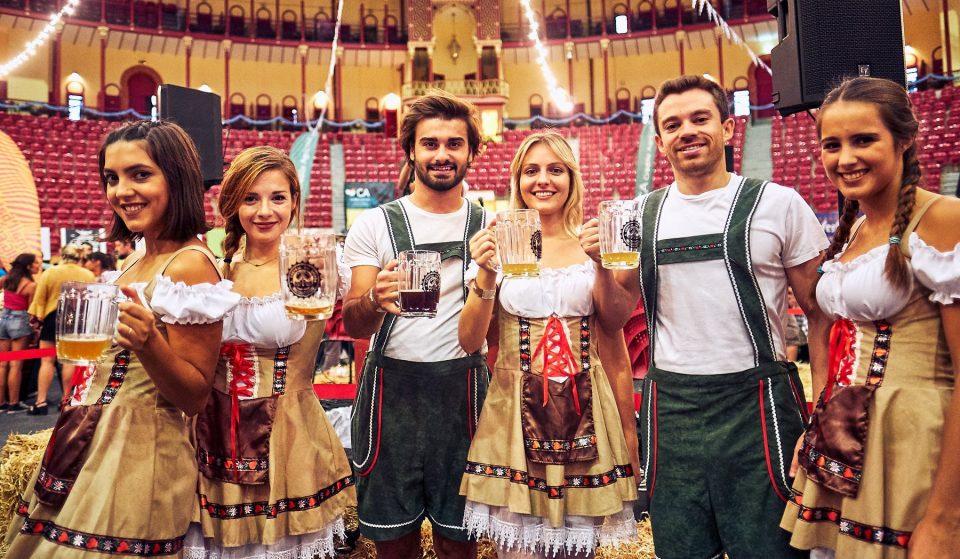 A Cerveja em Lisboa, o Oktoberfest à portuguesa