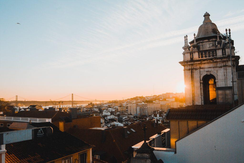 15 fotografias que confirmam a beleza do outono em Lisboa