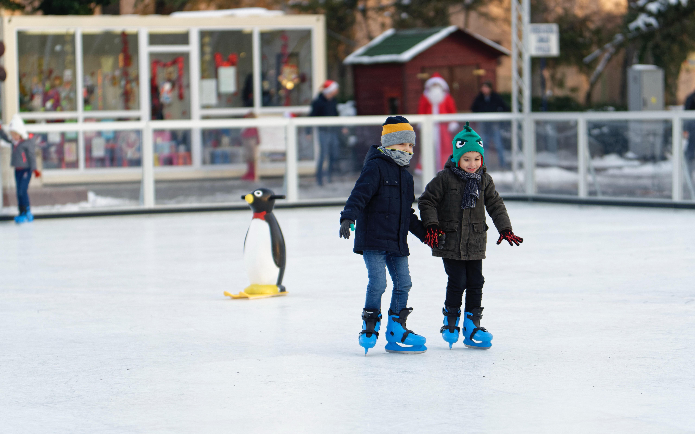 Os nossos sítios preferidos para patinar no gelo em Lisboa