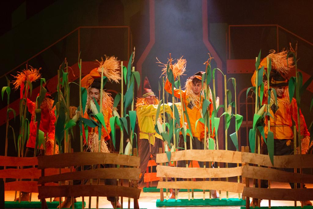 O Feiticeiro de Oz no Gelo estreia no Alegro Alfragide