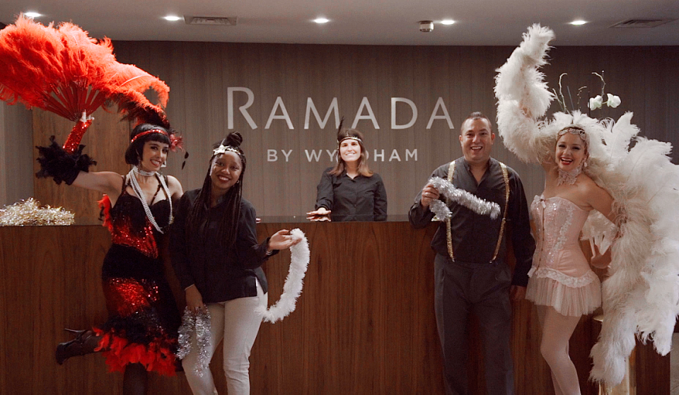 Fim de Ano no Hotel Ramada recorda Lisboa dos Anos 20