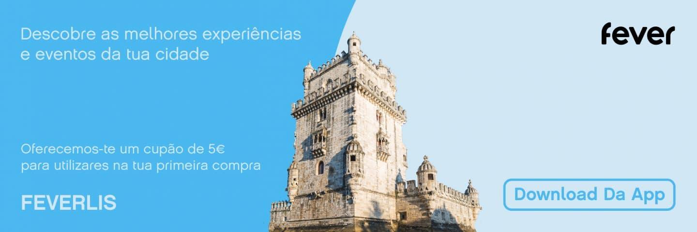 Lisboa Secreta Código de desconto: FEVERLS