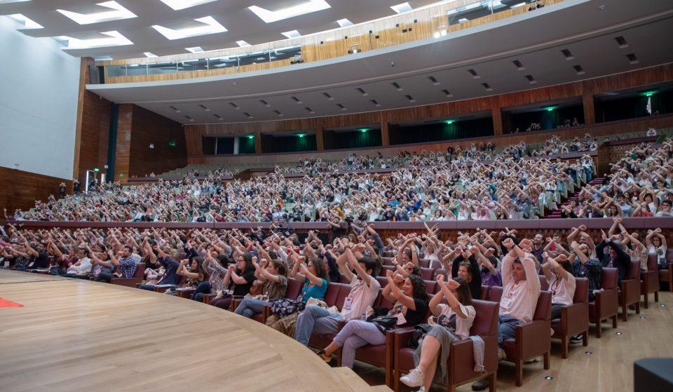 Orador do TEDxULisboa por um dia? É possível aqui!