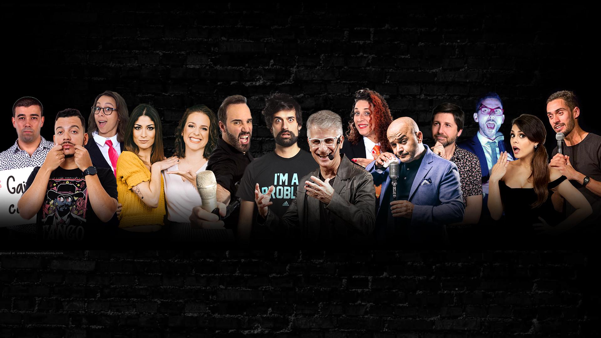 Festival Luso-Brasileiro promove dois dias de comédia no Casino Estoril