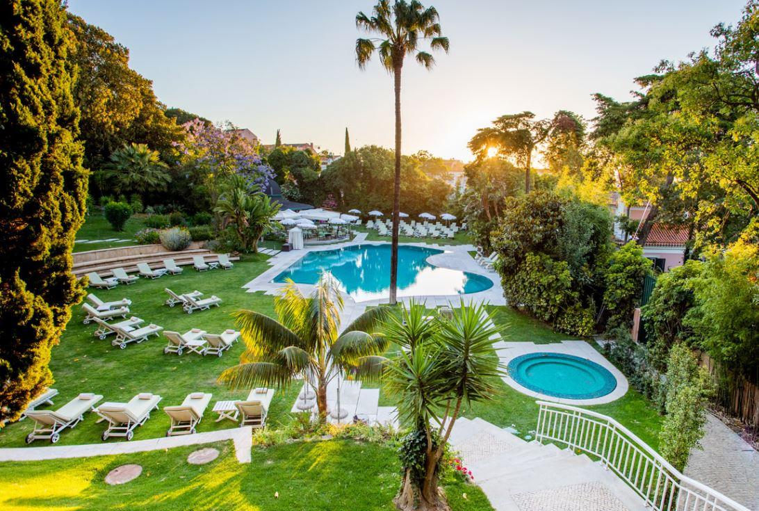 Lisboa tem o melhor hotel urbano do mundo
