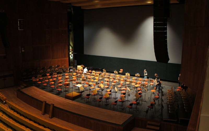 Grande Auditório Fundação Calouste Gulbenkian