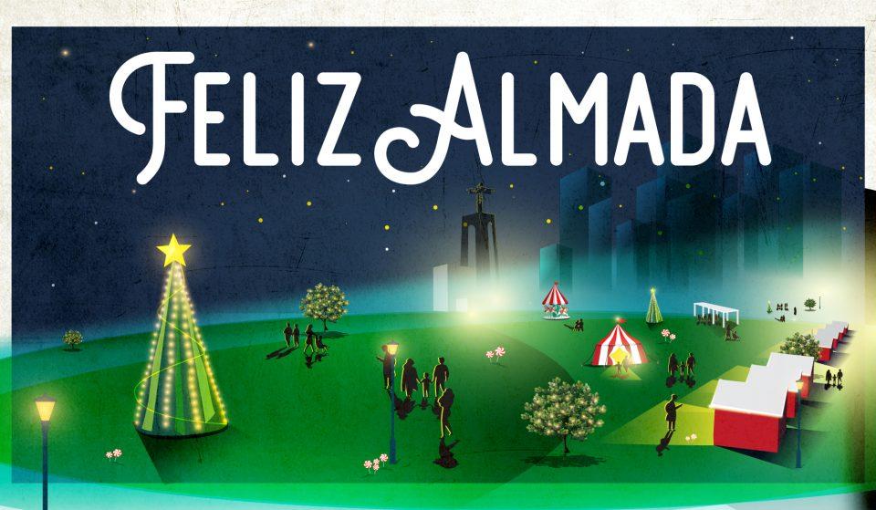 Almada recebe concertos e stand-up comedy gratuitos