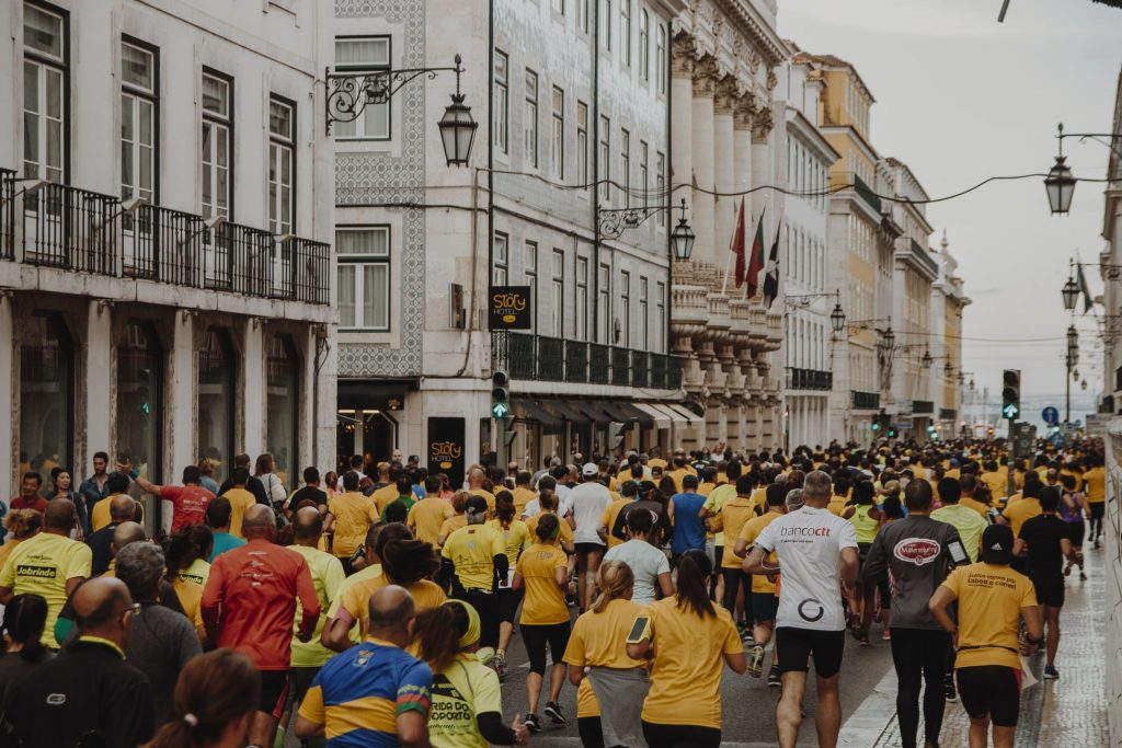 Corrida pelo centro histórico de Lisboa chega à 4ª ddição