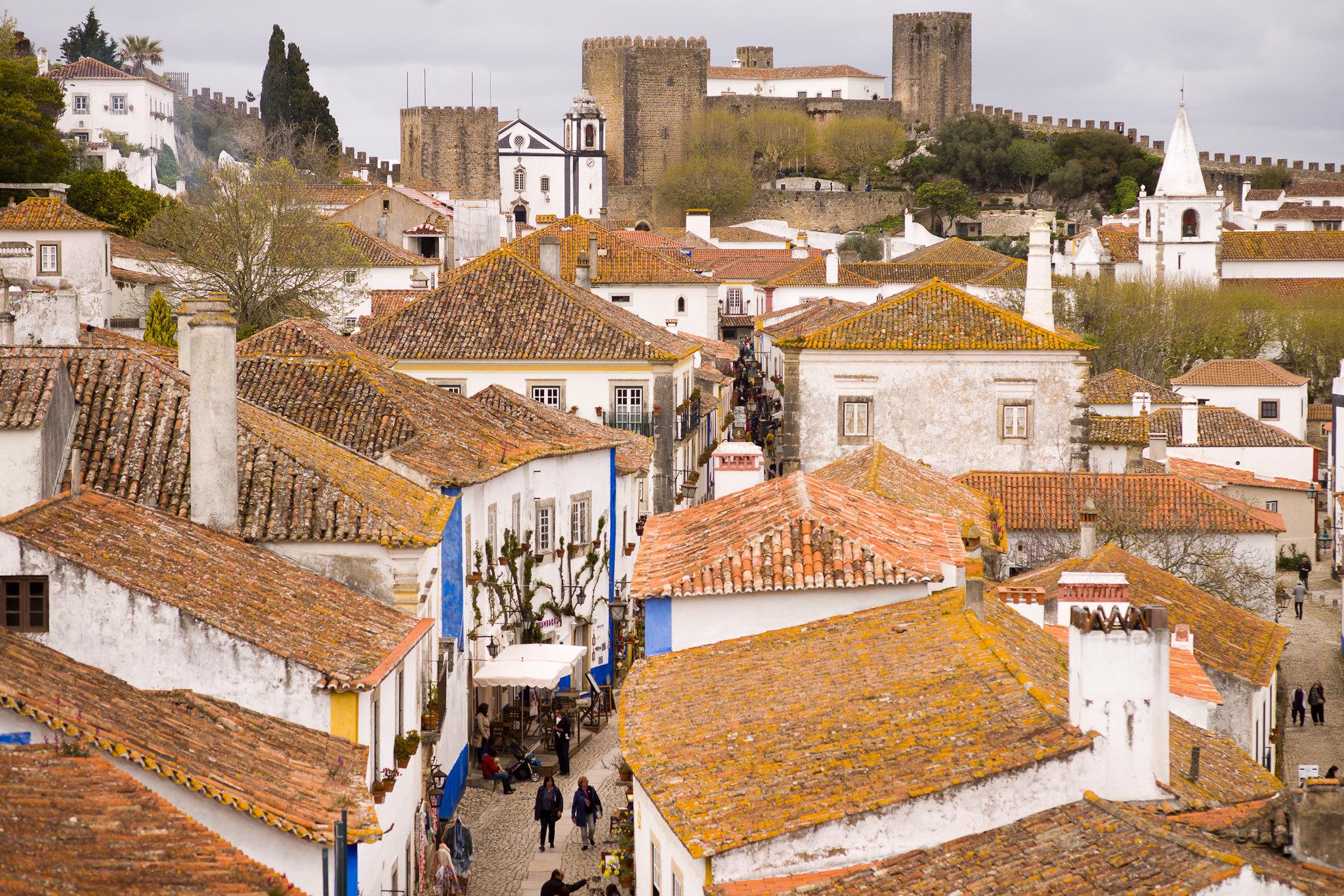 6 bons motivos para visitar Óbidos