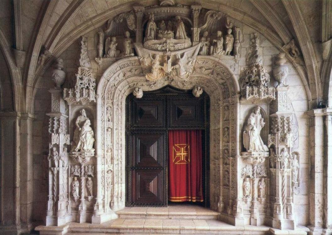 Portal Principal do Mosteiro dos Jerónimos