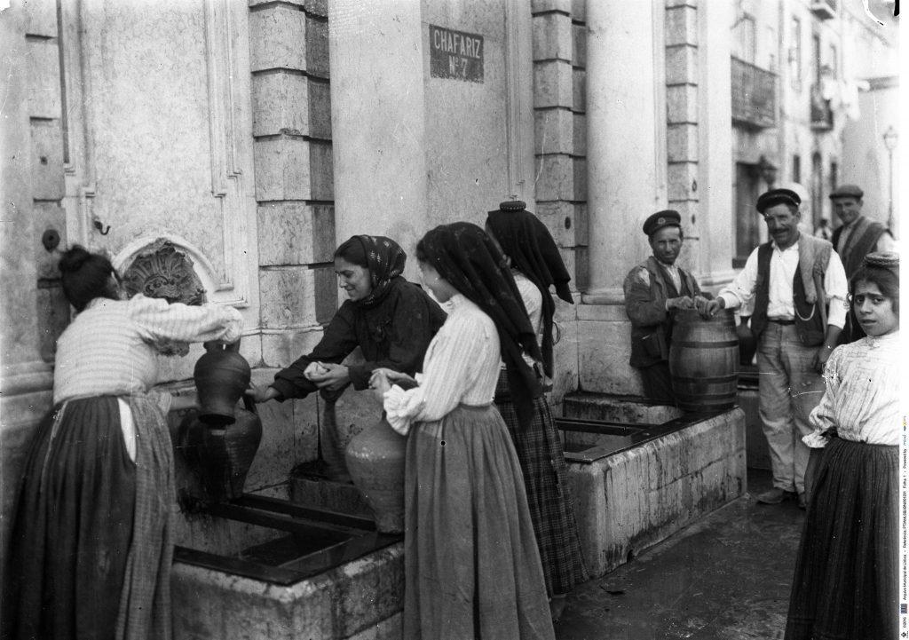 7 profissões da Lisboa antiga, do ardina à lavadeira