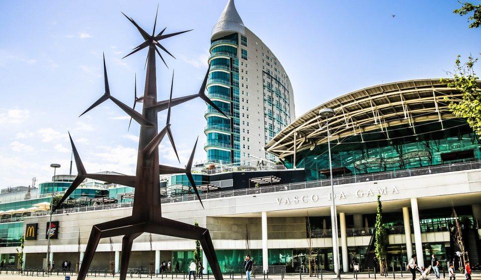 15 peças de arte urbana para ver no Parque das Nações