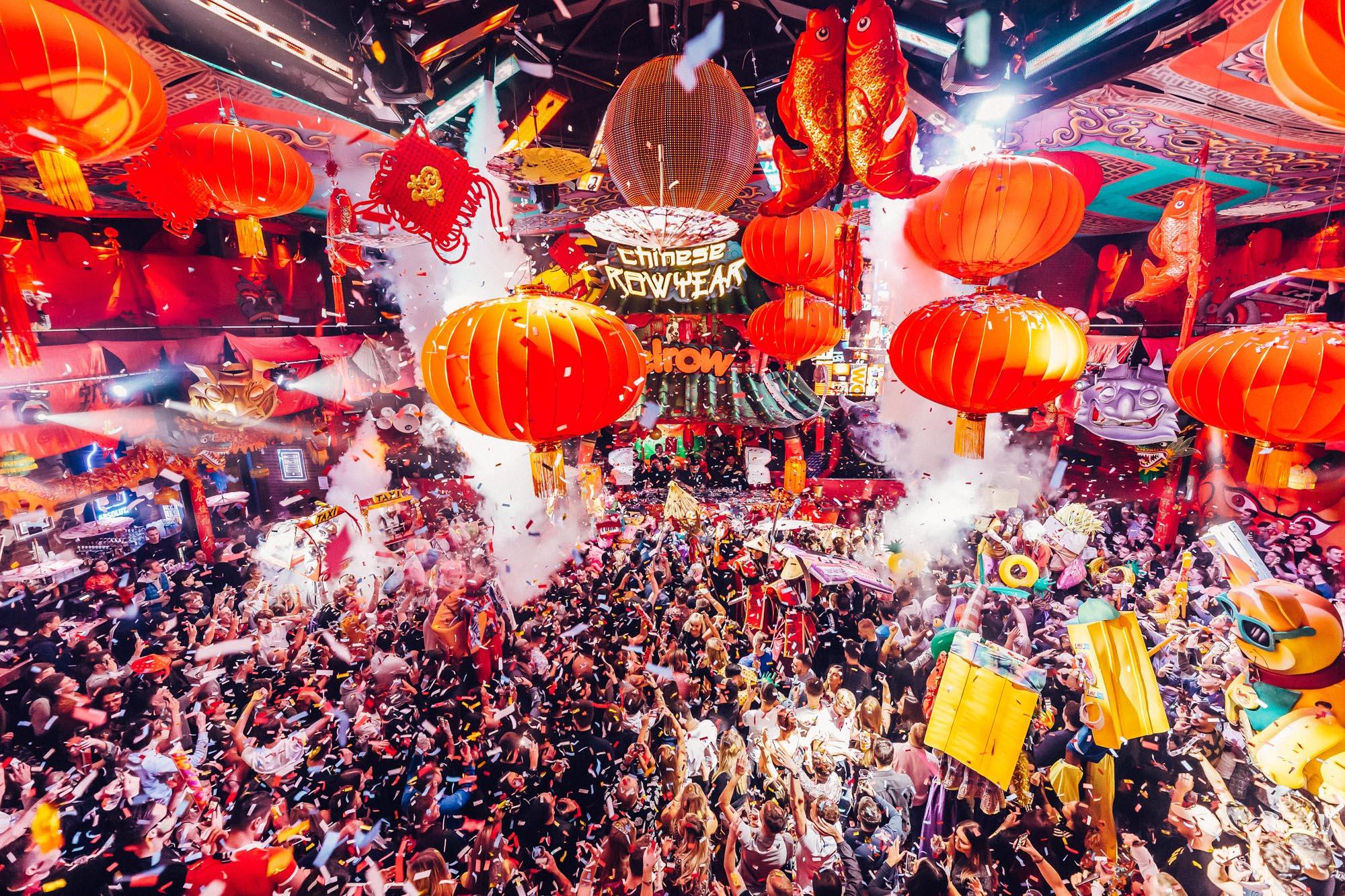 Elrow regressa a Lisboa para celebrar Ano Novo Chinês
