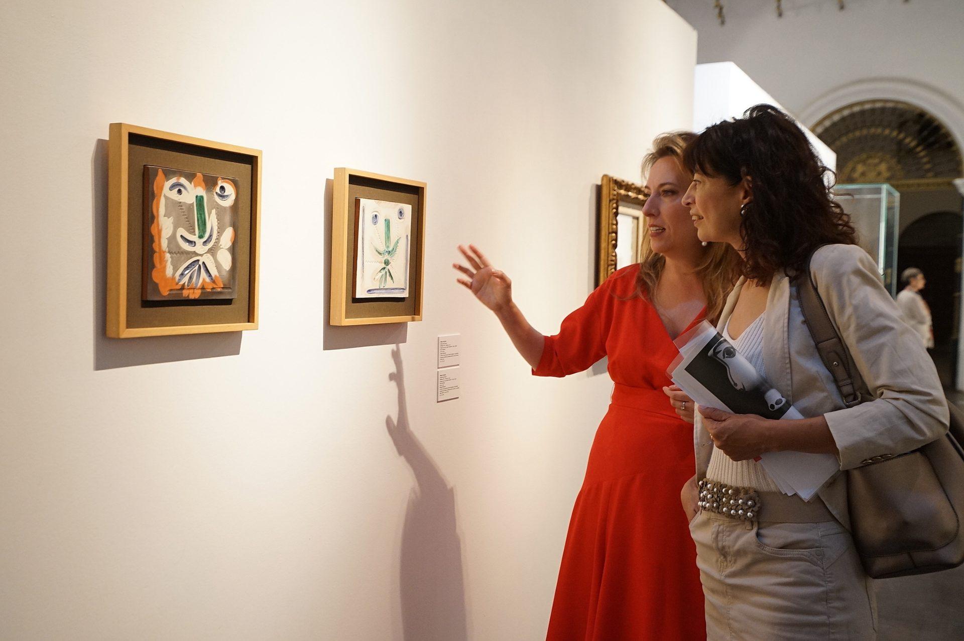 Algés recebe exposição gratuita sobre Picasso