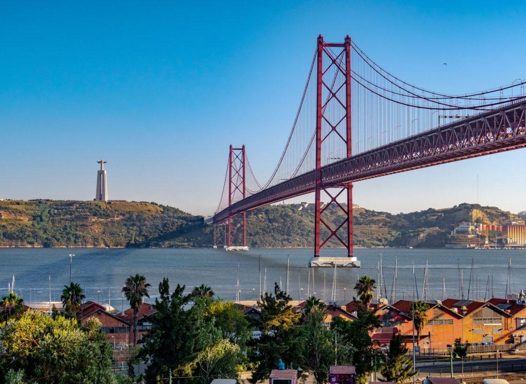 Ponte 25 de Abril e Ponte Vasco da Gama entre as mais bonitas da Europa