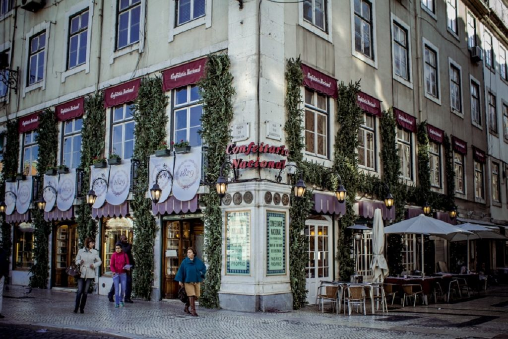 Os 6 cafés mais antigos de Lisboa
