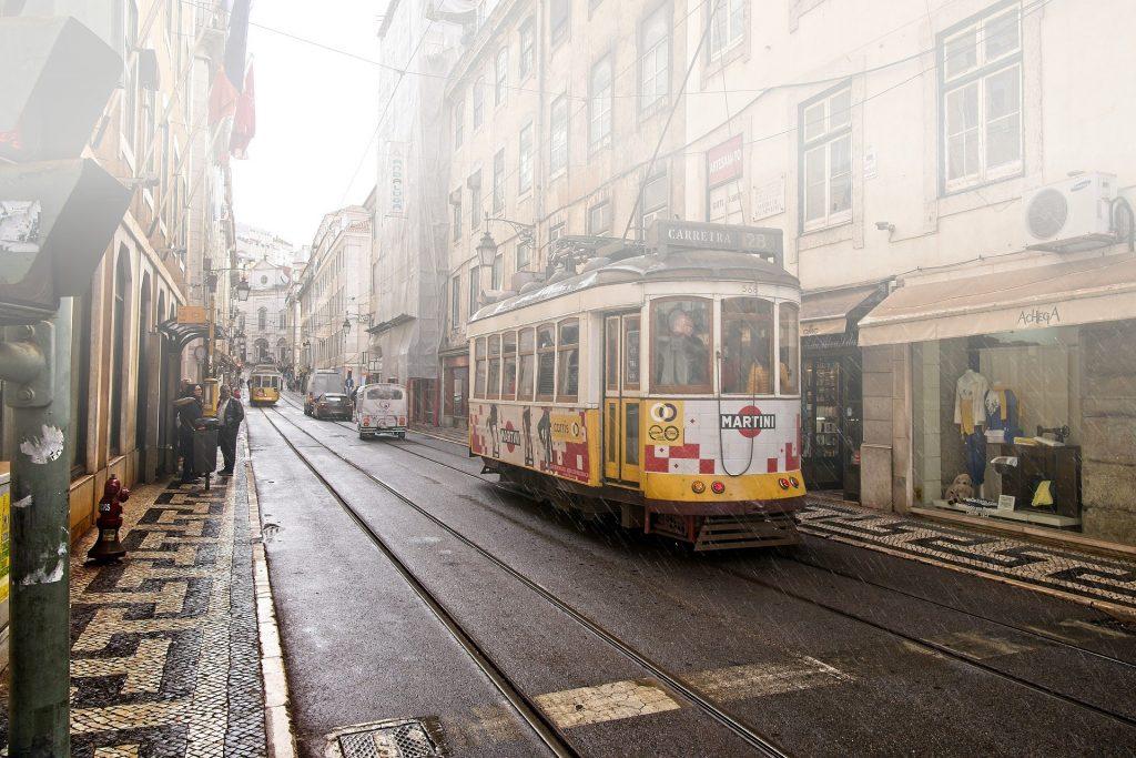 15 fotografias que provam que Lisboa é linda até no inverno