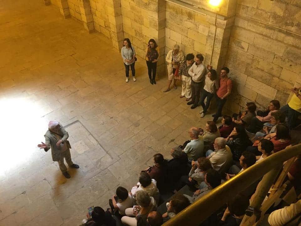 visita guiada ao Museu de São Roque