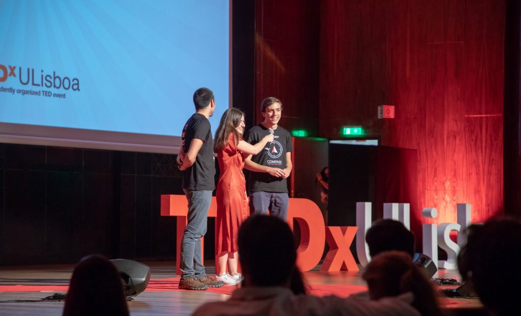 speakers na TEDxULisboa