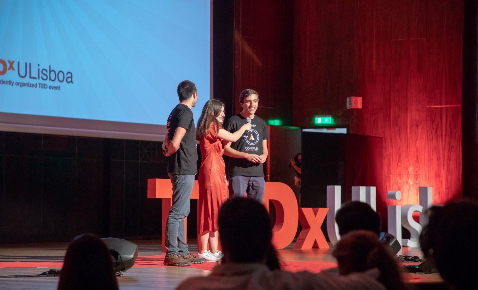 E se pudesses falar com todos os speakers da TEDxULisboa?